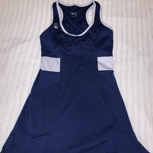 Duc size XS Navy/white tennis dress